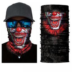 19f65639e8e Skull Skeleton Scarf Face Mask