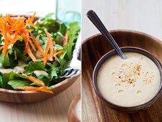 I love my salads with a big squeeze of lemon on top and a good dollop of hummus on the side. The tangy lemon juice and the creamy hummus with the salad are just perfect. So one day I decided …