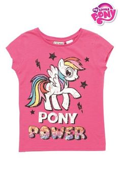 Buy Pink My Little Pony T-Shirt (3-16yrs) online today at Next: Croatia