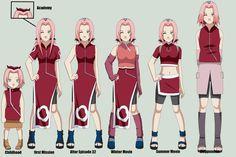 Sakura Haruno (春野サクラ, Haruno Sakura) is one of the main characters in the series. She is a chūnin-level kunoichi of Konohagakure, a talented medical-nin, and a member of Team Kakashi. Anime Naruto, Naruto Sasuke Sakura, Naruto Comic, Naruto Girls, Naruto Art, Naruto Shippuden Anime, Otaku Anime, Boruto, Narusaku
