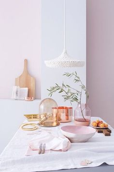 Five for Fifty | Copper Blush and Marble for Valentine's Day