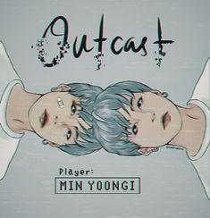 #minyoongi #yoongi #suga #bts #btsoutcast