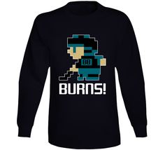 Brent Burns #88 Tecmo Player San Jose Hockey Fan Long Sleeve Shirt Brent Burns, San Jose, Hockey, Long Sleeve Shirts, Graphic Sweatshirt, Cali, Sweatshirts, Sleeves, Sweaters