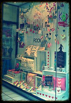 Desde otro angulo....la tienda mas linda del barrio KöP! Tienda de Objetos y #littlethings
