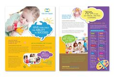 kids brochure google search - Brochure Templates For Kids