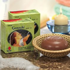 Ganozhi Soap http://www.dxnafrica.info/products/