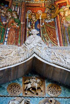 Details Saint Mark Basilica