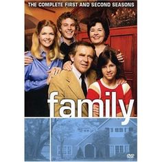 Family.  We never missed watching it.  Everyone told my daughter Jen that she looked like Kristy McNichol who played Buddy on the show.
