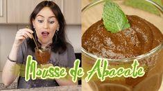 Mousse de Abacate com Cacau sem Leite, Ovos e Gelatina | Cook'n Enjoy #267