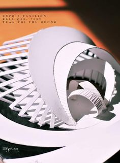shade & shelter by ohad lustgarten Conceptual Model Architecture, Folding Architecture, Maquette Architecture, Architecture Model Making, Architecture Concept Drawings, Pavilion Architecture, Futuristic Architecture, Amazing Architecture, Architecture Design