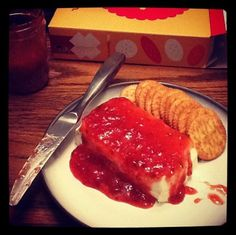 Strawberry Jalapeno Jam | Tasty Kitchen: A Happy Recipe Community! Serve with pork or chicken too