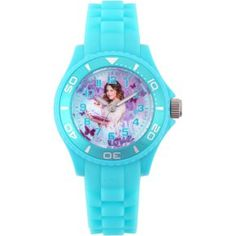 Disney Violetta - Montre - Turquoise à 25,00 € chez Brandalley #violetta