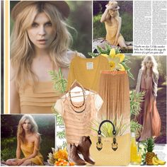 """""""?? Clemence Poesy ??"""" by misssophie on Polyvore"""
