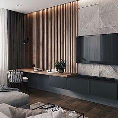 Home Room Design, Interior Design Living Room, Living Room Designs, House Design, Modern Interior, Living Rooms, Luxury Interior, Room Interior, Apartment Interior