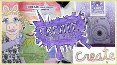 Create This Book Epidsode (Moriah Elizabeth) Drawing Prompt, Drawing Tips, Draw With Jazza, Sketchbook App, Create This Book, Art Journal Prompts, How To Make Slime, Drawing Tablet, Kermit The Frog