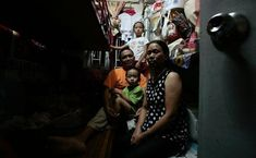 An exhibit of the micro-apartments in the slums of Hong Kong curated by the Society for Community Organization shows the terrible living conditions faced by the poor in that city.
