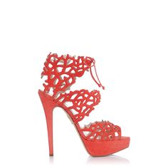 Goodness Gracious Reef!  Charlotte Olympia SS14 collection