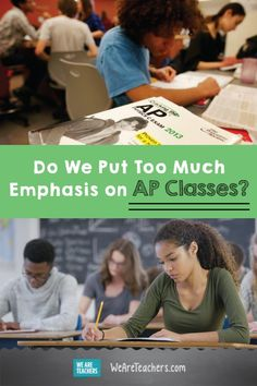 Some people are questioning the value of AP classes for students. We spoke to two educators who shared their experience. English Lesson Plans, English Lessons, Ap Literature, Middle School Reading, Student Studying, Teacher Quotes, Education English, Education College, Quotes For Students