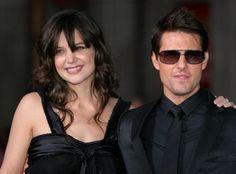 Tom Cruise y Katie Holmes-Rodeados siempre de rumores, sobre todo referidos a la Cienciología, la pareja se mantiene firme en su decisión de seguir juntos.