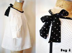 KCWC polka dot blouse day 2 by Celina from Petit à Petit, via Flickr