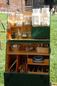 Camp Kitchens Used by the Pioneers are Still Practical | Preparedness Advice Blog