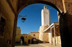 The old medina, El Jadida, Morocco