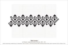 Semne Cusute: MOTIVE: (P17, M15) Palestinian Embroidery, Hungarian Embroidery, Folk Embroidery, Cross Stitch Embroidery, Embroidery Patterns, Cross Stitch Borders, Cross Stitch Patterns, Loom Beading, Beading Patterns