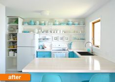 Before & After: 15 Kitchen Makeover Projects from Our Readers