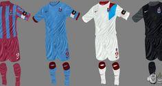 FIFA 14 Trabzonspor 2014-2015 Forma - Kit