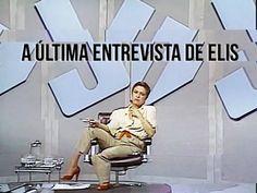 Elis Regina deu essa entrevista no dia 5 de janeiro de 1982, quatorze dias antes de morrer, para o programa Jogo da Verdade, apresentado pelo jornalista Salomão Ésper.