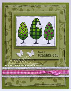 Prickley Pear Rubber Stamps: Build A Bird 2 Clearly Beautiful Stamp Set
