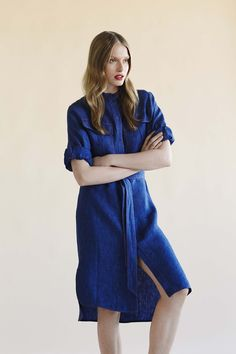 A shirt dress is a versatile and stylish key piece for your summer wardrobe.