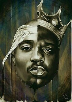 Notorious B.G Biggie Smalls and Tupac Shakur. It can be preserve in a long period for many years. Pics are printed professionally on BEST quality silk fabric cloth. rapper Notorious B.G Biggie Smalls Tupac Shakur Hip Hop Art Poster Biggie Smalls, Tupac Shakur, Tupac Wallpaper, Rap Wallpaper, Iphone Wallpaper, Arte Dope, Dope Art, Tupac Poster, 2pac And Biggie