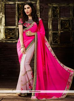 Shop for latest designer Sarees, Indian wedding, Traditional, Bridal Sarees online India. Good quality, multi color printed and rich in look georgette sarees at best price at Moonboy. Lehenga Saree, Bollywood Saree, Georgette Sarees, Anarkali, Chiffon Saree, Bollywood Fashion, Bridal Sarees Online, Sarees Online India, Stylish Sarees