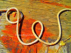 Alphabet Letter W Photograph Digital Rustic Rope by somadlyinlove, $1.75 #rustic #western