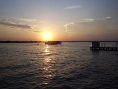 Maracaibo sunset by mileswallis, via Flickr