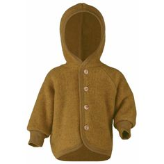 In soft organic Merino wool, this little baby jacket/coat is a good warm coat to keep your baby healthy and warm. Fleece Cardigan, Baby Pullover, Baby Cardigan, Best Winter Coats, Baby Coat, Baby Leggings, Overall, Mantel, Merino Wool