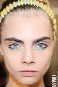 Backstage Beauty - Fendi