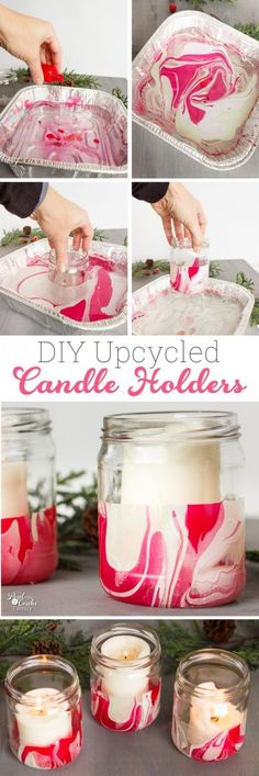 Such cute upcycled crafts! I find making these DIY Christmas home decor crafts s… Such cute upcycled crafts! I find making these DIY Christmas home decor crafts so cheap, easy and fun! Great tutorial and ideas on how to make… Continue Reading → Upcycled Crafts, Diy Home Crafts, Easy Diy Crafts, Diy Crafts To Sell, Decor Crafts, Fun Diy, Kids Crafts, Homemade Crafts, Kids Diy