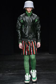 Walter Van Beirendonck Fall 2014 Menswear Fashion Show