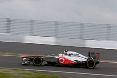 German Grand Prix in pictures Checo Perez Mclaren