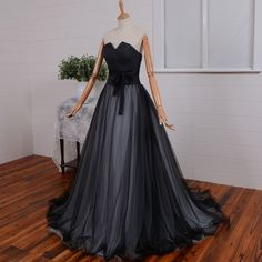 """Charming Prom Dress,Tulle Prom Dress,A-Line Prom Dress,Pleat prom Dress,Strapless Prom Dress How to Order: How to choose color after purchase Step 1: click on """"Add to Cart"""" Step 2: choose check out Step 3: fill your Standard size or Custom size,to make perfect fit,we suggest fill your c..."""