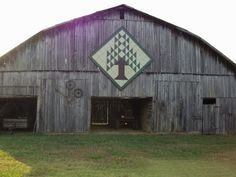 I think I am going to make a barn quilt for above our garage!!!!