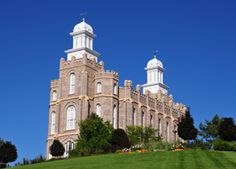 Utah Temples At-A-Glance - All the temples are so beautiful! Which one would you want to get married in? #lds #temple #marriage