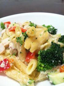 Smokey Oates BBQ: Healthy Chicken Vegetable Casserole