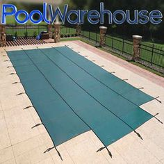 thus top of the line 18 x 36 safety mesh swimming pool cover combines a unique mesh weave with superior sewing techniques giving each cover enhanced
