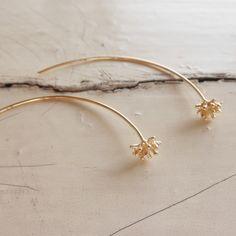 コンペイトウ ピアス - アトリエモズ | Handmade Jewelry