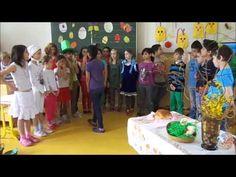 ZŠ Jarošova - Velikonoce (pásmo básniček, písniček a povídání) Birthday Cake, Desserts, Tailgate Desserts, Birthday Cakes, Postres, Deserts, Dessert, Cake Birthday, Birthday Sheet Cakes