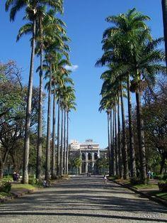 Praça da Liberdade. Belo Horizonte, Minas Gerais. Brasil.