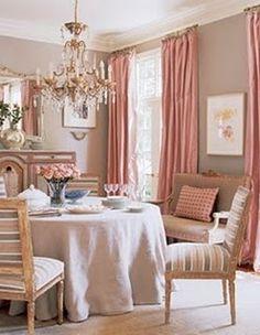 Breathtaking pink. Suzanne Kasler.